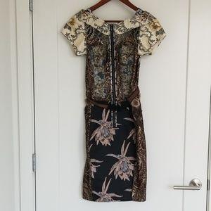 Anthropologie Byron Lars Beguile Dress